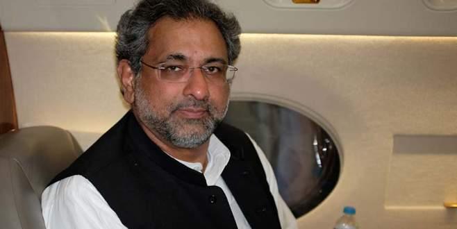 Pakistan'ın yeni Başbakan'ı Abbasi