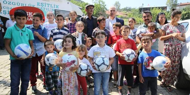 Bozbey: Ayvaköy'ü turizm alanı haline getirebiliriz