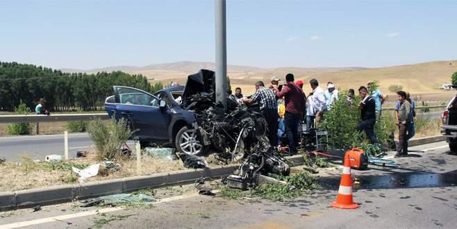Dekanın öldüğü kazadan bir acı haber daha…