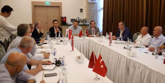 Çinli turizmciler gözünü Antalya'ya dikti