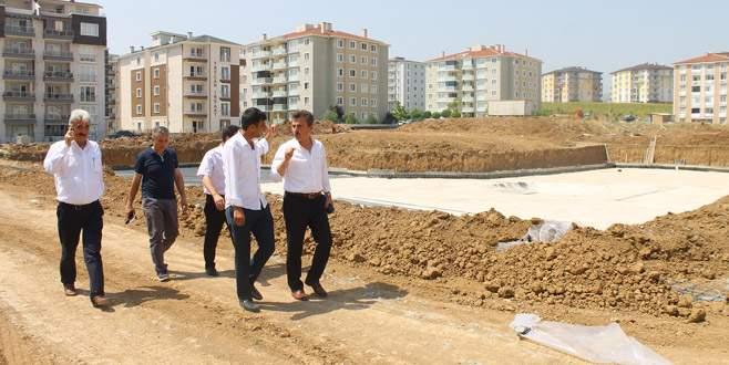 Yeni okul binası önemli eksiği giderecek