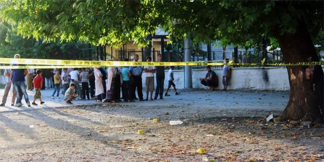 Bursa'da bıçaklı ve tüfekli kavga
