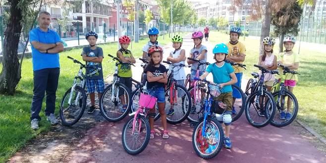 Bisiklete ilgi büyük