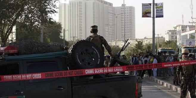 Irak'ın Kabil Büyükelçiliğine saldırı