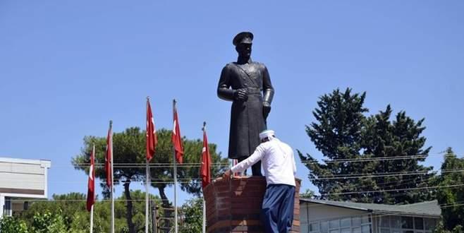 Atatürk büstü saldırganı 'Rüyamda tebliğ edildi' dedi