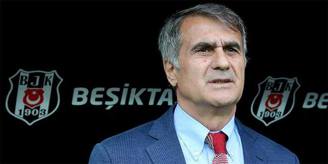 Beşiktaş'tan flaş Şenol Güneş açıklaması