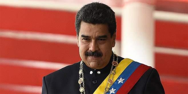 ABD, Maduro'yu kara listeye aldı