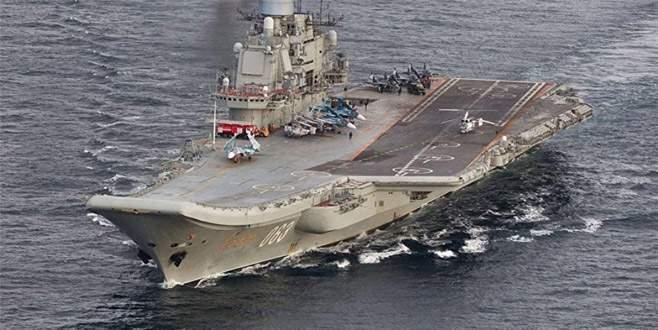 Rusya 6 uçak gemisi yapıyor