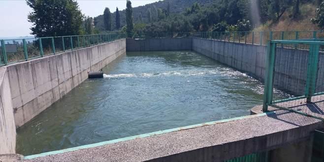 Güneyyaka'da ilk etaba su verildi