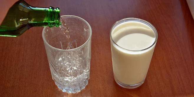 'Süt içemeyenler maden suyu tüketsin' önerisi
