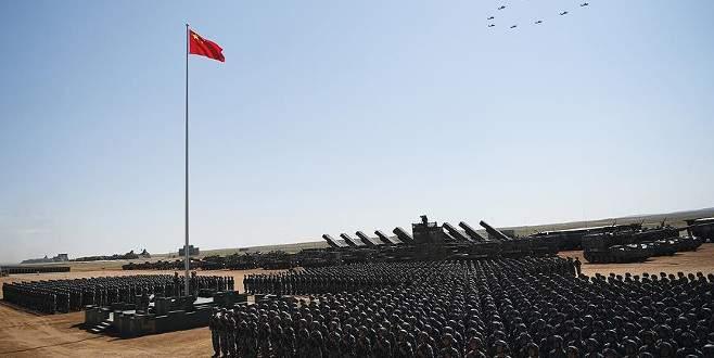 Çin'in ilk yurt dışı askeri üssü Cibuti'de faaliyete geçti
