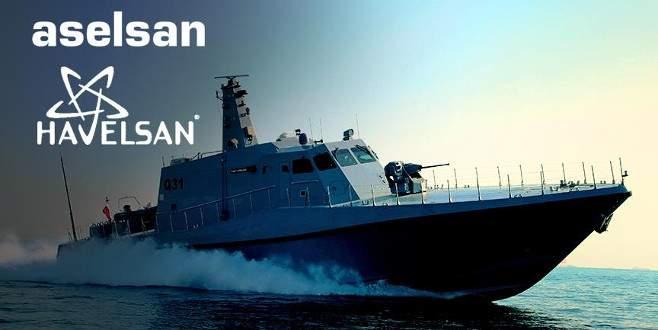 ASELSAN ve HAVELSAN 37,6 milyon avroluk sözleşme imzaladı