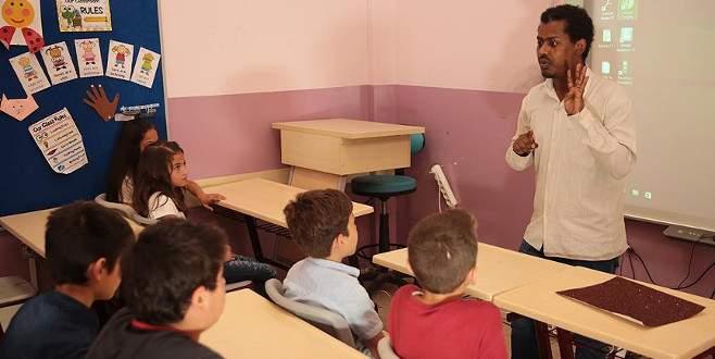 Yabancı öğrencilerden 'vefa' örneği