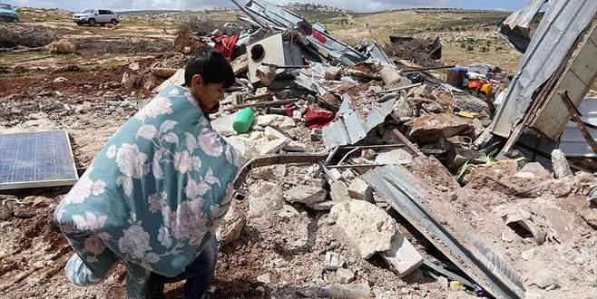 İsrail Arakib köyünde 116'ncı kez yıkım yaptı