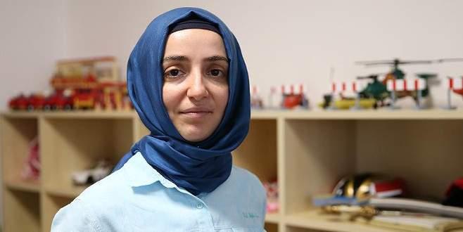 Suriyelilere savaşın izlerini silmek için psikoterapi desteği
