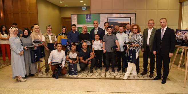 'Bursa'da Ramazan'ın en güzel kareleri ödüllendirildi