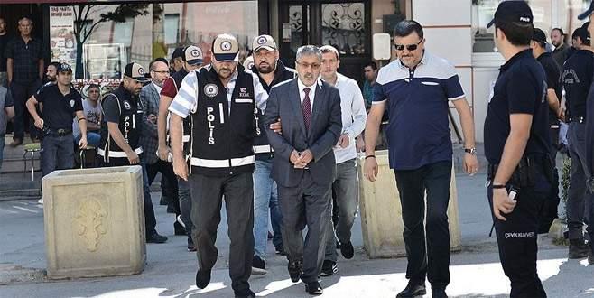 Büyükerşen'e saldırı soruşturmasında 3 tutuklama