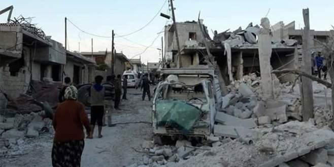 ABD yine sivilleri vurdu