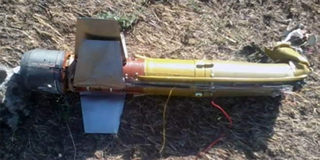 PKK'ya ait güdümlü tanksavar füzesi bulundu