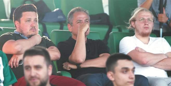 Başkan Ali Ay İstanbul'a gitti