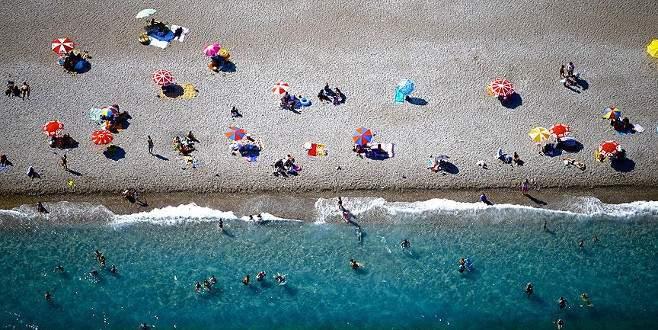 Antalya'ya gelen Rus yolcu sayısında yüzde 4 bin 6 artış
