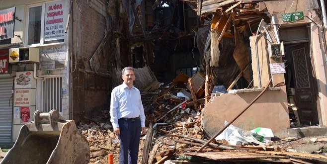 Gemlik'te tarihi binalar restore edilecek