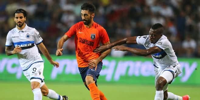 Başakşehir, Şampiyonlar Ligi'nde play-off turunda