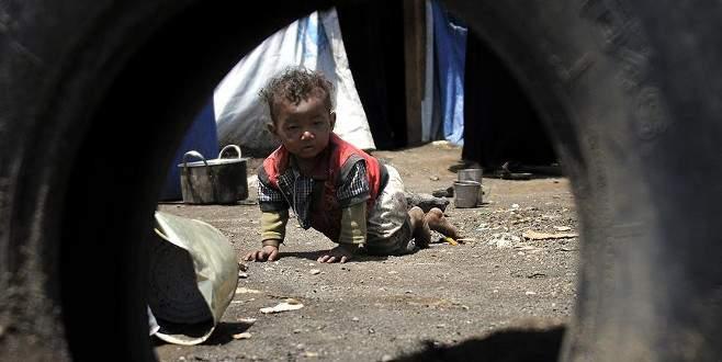 Yemen'de 7 milyon kişi açlık tehlikesiyle karşı karşıya