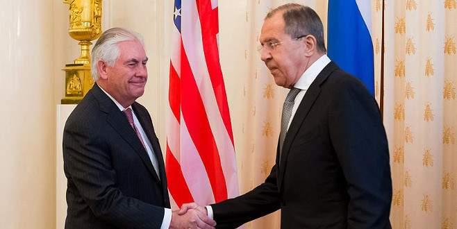 Tillerson-Lavrov görüşmesinden umut yok