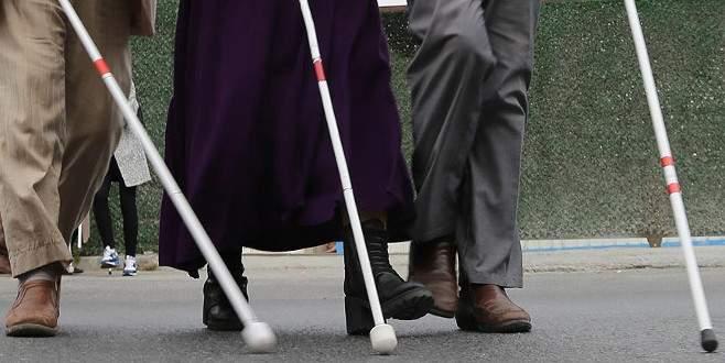 Dünyada görme engelli sayısı 115 milyonu bulabilir