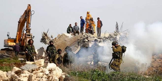 İsrail mahkemesinden 4 Filistinlinin evinin yıkımına onay