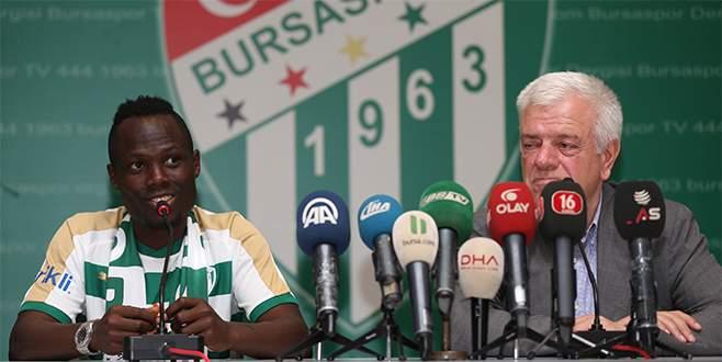 Emmanuel Badu imzaladı