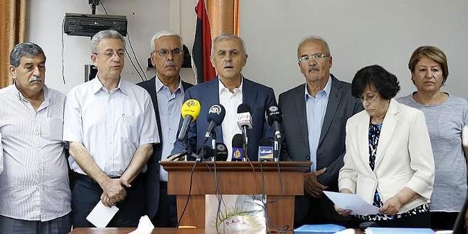 Filistin'de bölünmüşlüğün sonlandırılması için 'Kudüs Çağrısı'