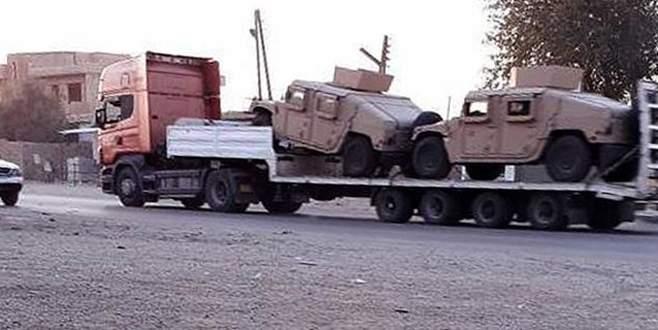 ABD Büyükelçiliği'nden PKK/PYD'ye askeri sevkiyat açıklaması