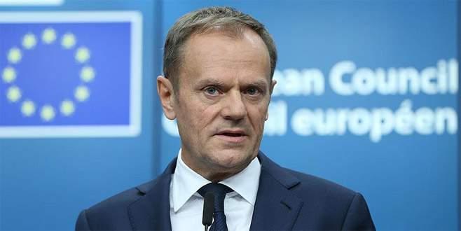 AB Konseyi Başkanı Tusk, 8 saat ifade verdi
