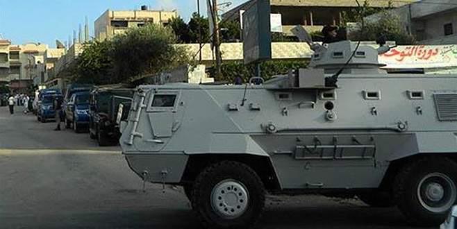 Mısır'da silahlı saldırı: 2 ölü, 3 yaralı