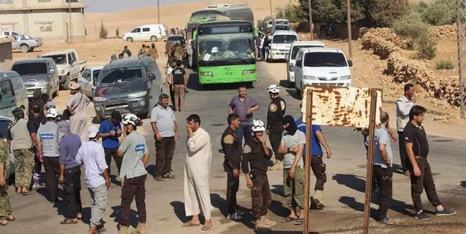 Lübnan-Suriye sınırında ateşkesin ardından tahliyeler başladı