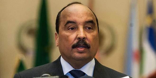 Moritanya Devlet Başkanı Abdulaziz, yeniden aday olmayacak
