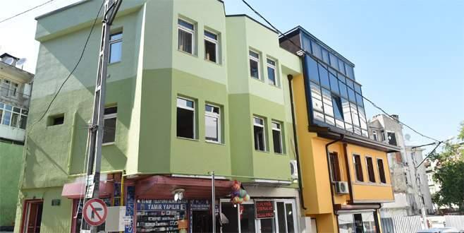 Tahtakale'nin çehresi Büyükşehir ile değişiyor