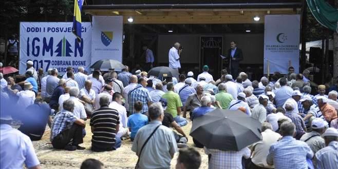 İgman Savunması'nın 24. yılında anma töreni düzenlendi