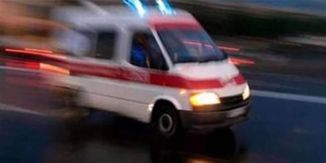 Yük treni raydan çıktı: 2 makinist öldü