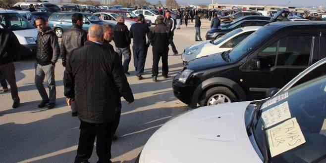 'İkinci el araç piyasasında satışlar arttı'