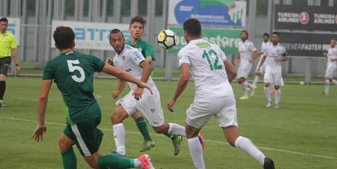 Bursaspor, 21 yaş altı takımını 4-1 yendi