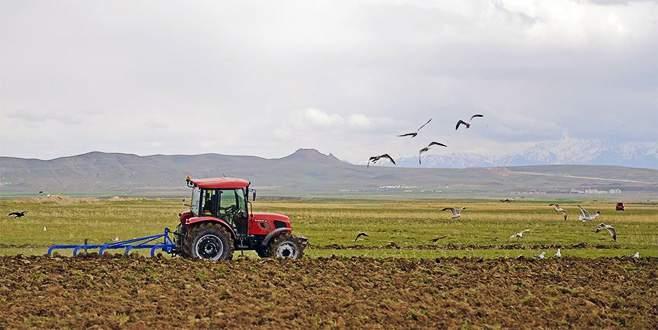 Tarım alanları kayboluyor