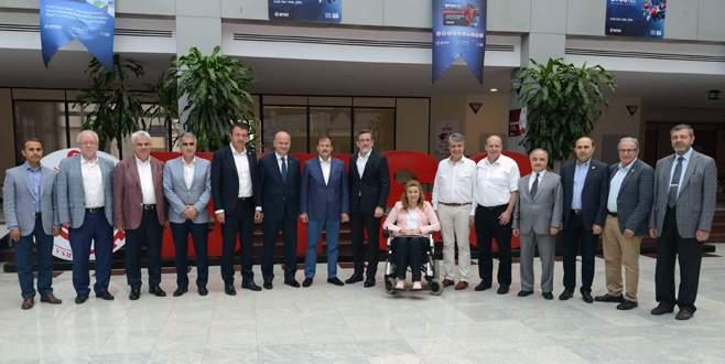 TEKNOSAB Bursa'yı şaha kaldıracak