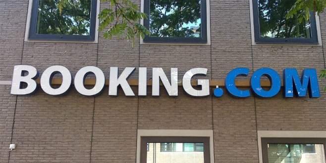 'Booking.com'un Türkiye ile üst seviyede görüşme talebi var'
