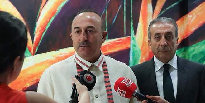 Bakan Çavuşoğlu: ASEAN ile diyalog ortağı olduk