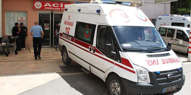 Diyarbakır'da terör saldırısı: 3 güvenlik korucusu yaralı