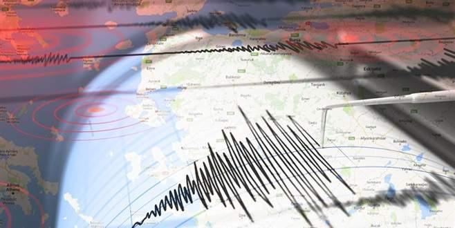Bodrum 2 depremle sallandı
