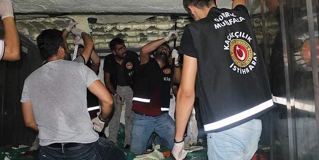 Mersin Limanı'nda 24 milyon liralık kokain ele geçirildi